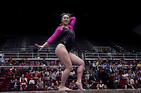 Stanford Gymnastics W v University of Washington, February 10, 2020