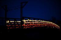 Teruko Nimura's Bridge Lighting Ceremony