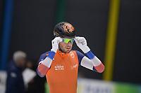 SPEEDSKATING: 24-11-2019 Tomaszów Mazowiecki (POL), ISU World Cup Arena Lodowa, Team Pursuit Men Division A (NED), Patrick Roest, ©photo Martin de Jong