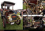 1904 Pope Toledo type IV Rear Entrance Tonneau, Pebble Beach Concours d'Elegance