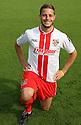 Robin Shroot of Stevenage<br />   Stevenage FC Team Photoshoot - Lamex Stadium, Stevenage - 16th July, 2013<br />  © Kevin Coleman 2013