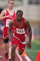 SAN ANTONIO, TX - MARCH 17, 2006: UTSA Relays Track & Field Meet - Day 1 at Jerry Comalander Stadium. (Photo by Jeff Huehn)