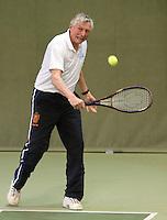 12-03-11, Tennis, Rotterdam, NOVK, Peter Blaas