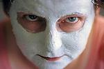 Woman Facial Mask