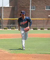 Carson Tucker - Cleveland Indians  2021 extended spring training (Bill Mitchell)