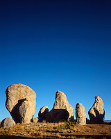 Rock formations; City of Rocks, NM