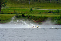 Frame 19: 30-H, 44-S spins out in turn 2   (Outboard Hydroplanes)   (Saturday)