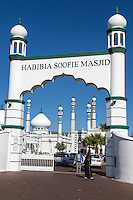 South Africa.  Habibia Soofi Mosque, Athlone, Rylands Estate, a suburb of Cape Town.