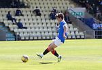 17.07.2021 Rangers B v Bo'ness Utd: Tony Weston scores for Rangers