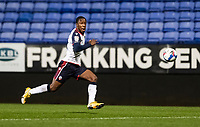 Bolton Wanderers' Liam Gordon breaks<br /> <br /> Photographer Andrew Kearns/CameraSport<br /> <br /> EFL Papa John's Trophy - Northern Section - Group C - Bolton Wanderers v Newcastle United U21 - Tuesday 17th November 2020 - University of Bolton Stadium - Bolton<br />  <br /> World Copyright © 2020 CameraSport. All rights reserved. 43 Linden Ave. Countesthorpe. Leicester. England. LE8 5PG - Tel: +44 (0) 116 277 4147 - admin@camerasport.com - www.camerasport.com