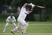 P Murray in batting action for Hornchurch during Hornchurch CC vs Wanstead and Snaresbrook CC, Hamro Foundation Essex League Cricket at Harrow Lodge Park on 10th July 2021