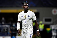 Paul Pogba of France looks on during the Uefa Nations League final match between Spain and France at San Siro stadium in Milano (Italy), October 10th, 2021. Photo Andrea Staccioli / Insidefoto