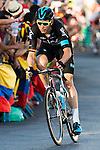 La Vuelta a España 2016 in Madrid. September 11, Spain. 2016. (ALTERPHOTOS/BorjaB.Hojas)