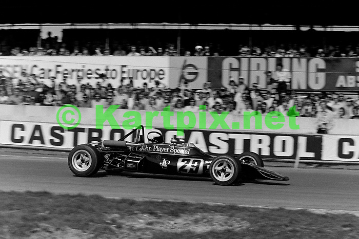 Bernard Vermilio, 1972 Race of Champions Formula 3 support race, Brands Hatch.