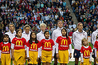 USWNT vs Germany 2012