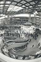 1979 FILE PHOTO - ARCHIVES -<br /> <br /> The beautiful Complexe Desjardins<br /> <br /> Bezant, Graham<br /> Picture, 1979<br /> <br /> 1979,<br /> <br /> PHOTO : Graham Bezant - Toronto Star Archives - AQP
