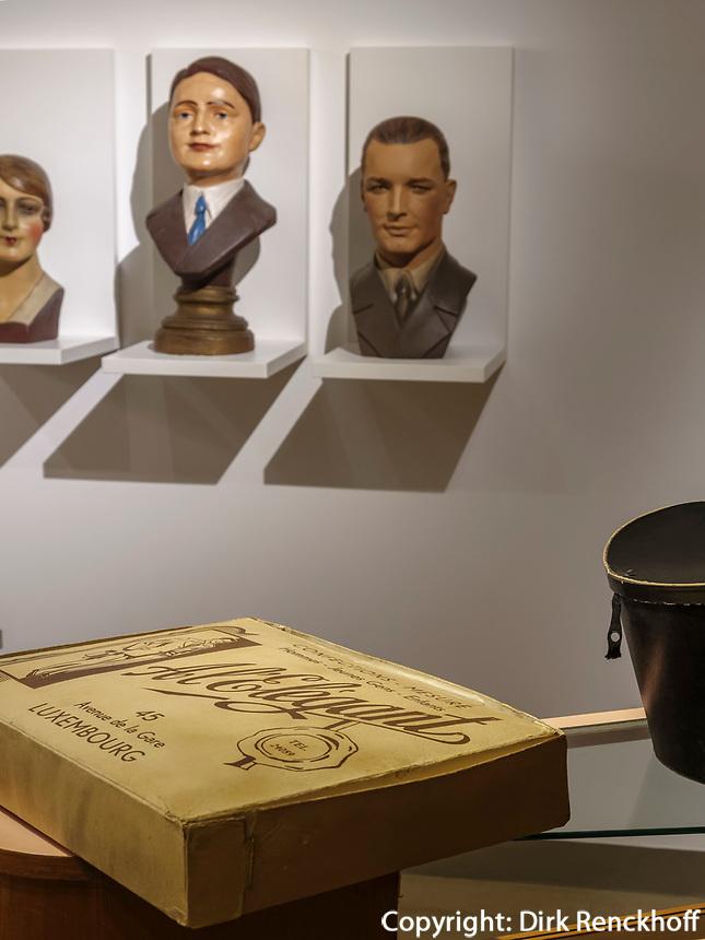Herrenausstatter, Lëtzebuerg City Museum, 14 rue du Saint-Esprit, Luxemburg-City, Luxemburg, Europa