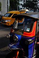 2016 file photo - Tuk Tuk<br />  taxi in Thailand