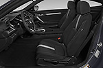 Front seat view of 2019 Honda Civic-Coupe EX 2 Door Coupe Front Seat  car photos