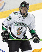 Joe Finley -The University of Minnesota Golden Gophers defeated the University of North Dakota Fighting Sioux 4-3 on Friday, December 9, 2005, at Ralph Engelstad Arena in Grand Forks, North Dakota.