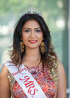 Mrs India, Renton Multicultural Festival 2017, WA, USA.