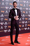 Alfonso Bassave attends to the Red Carpet of the Goya Awards 2017 at Madrid Marriott Auditorium Hotel in Madrid, Spain. February 04, 2017. (ALTERPHOTOS/BorjaB.Hojas)