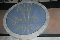 Logo des Ball des Sports 2006