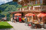 Austria, Tyrol, Westendorf (Tyrol): at Zieplhof Mountain Inn | Oesterreich, Tirol, Westendorf (Tirol): Bauernhof und Berggasthof Zieplhof