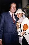 ENRICO COVERI E ANNA PIAGGI<br /> FESTA ENRICO COVERI AL TOULA'<br /> MILANO 1989