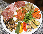 Antipasto, Made in Italy Restaurant, Chelsea, London, Great Britain, Europe