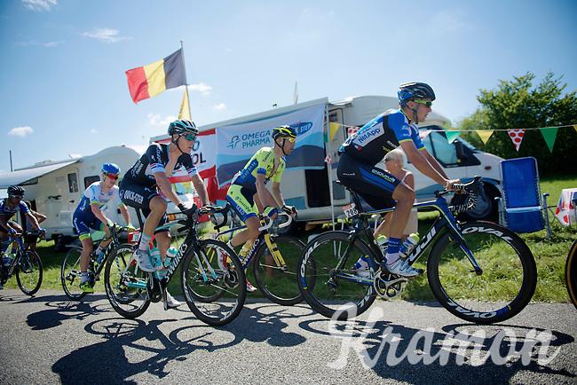 up the Côte de Rogna (7.6km/4.9%)<br /> <br /> 2014 Tour de France<br /> stage 11: Besançon - Oyonnax (187km)