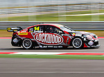 Fabian Coulthard (14) in action during the V8 Supercars and the Porsche GT3 Cup cars practice sessions at the Circuit of the Americas race track in Austin,Texas. ..