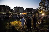 11.09.2018 - MalaRoma. Giancarlo De Cataldo, Storie di Crimini e Politica