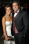 Crystal and Rhaa Mawad at the Museum of Fine Arts gala Friday Oct. 09,2009. (Dave Rossman/For the Chronicle)