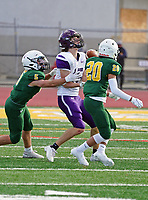 Amador Valley High School Football at Livermore, CA March 21, 2021. (Photo by Alan Greth / AGP Sports)