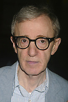 """Woody Allen arriving at a screening of """"Anything Else"""" at The Paris Theatre in New York City on September 16, 2003.  Photo Credit: Henry McGee/MediaPunch"""