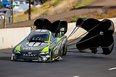 NHRA Mello Yello Drag Racing Series<br /> Mopar Mile-High NHRA Nationals<br /> Bandimere Speedway, Morrison, CO USA<br /> Saturday 22 July 2017 Alexis DeJoria, Patron, funny car, Toyota, Camry<br /> <br /> World Copyright: Mark Rebilas<br /> Rebilas Photo