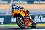 Red Bull KTM Factory Racing's rider Mika Kallio of Finland rides during the MotoGP Official Test at Chang International Circuit on 17 February 2018, in Buriram, Thailand. Photo by Kaikungwon Duanjumroon / Power Sport Images