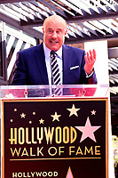 LOS ANGELES - FEB 21:  Dr Phil McGraw at the Dr Phil Mc Graw Star Ceremony on the Hollywood Walk of Fame on February 21, 2019 in Los Angeles, CA