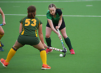 South Canterbury v Mid Canterbury. 2021 National Women's Under-18 Hockey Tournament day five at National Hockey Stadium in Wellington, New Zealand on Thursday, 15 July 2021. Photo: Dave Lintott / lintottphoto.co.nz https://bwmedia.photoshelter.com/gallery-collection/Under-18-Hockey-Nationals-2021/C0000T49v1kln8qk
