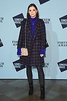 Lilah Parsons<br /> arriving for the Skate at Somerset House 2017 opening, London<br /> <br /> <br /> ©Ash Knotek  D3351  14/11/2017