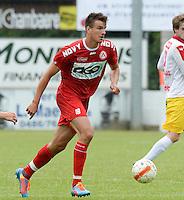 KV Kortrijk : Ivan Santini <br /> foto VDB / BART VANDENBROUCKE