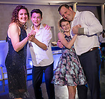 Lake Island Club<br /> Aaron's Bar Mitzvah Party Photography