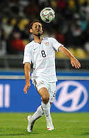 Clint Dempsey of USA. USA defeated Egypt 3-0 during the FIFA Confederations Cup at Royal Bafokeng Stadium in Rustenberg, South Africa on June 21, 2009.