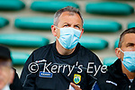 Kerry Manager Peter Keane during the Allianz Football League Division 1 South Round 1 match between Kerry and Galway at Austin Stack Park in Tralee.