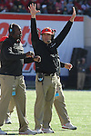 December 30, 2016: Georgia Bulldogs head coach Kirby Smart during the first half of the AutoZone Liberty Bowl at Liberty Bowl Memorial Stadium in Memphis, Tennessee. ©Justin Manning/Eclipse Sportswire/Cal Sport Media