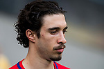 Sime Vrsaljko of Atletico de Madrid looks on prior to the La Liga 2017-18 match between Atletico de Madrid and Girona FC at Wanda Metropolitano on 20 January 2018 in Madrid, Spain. Photo by Diego Gonzalez / Power Sport Images