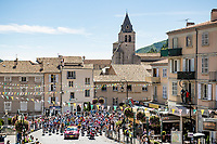 roll-out at Sisteron<br /> <br /> Stage 4 from Sisteron to Orcières-Merlette (161km)<br /> <br /> 107th Tour de France 2020 (2.UWT)<br /> (the 'postponed edition' held in september)<br /> <br /> ©kramon