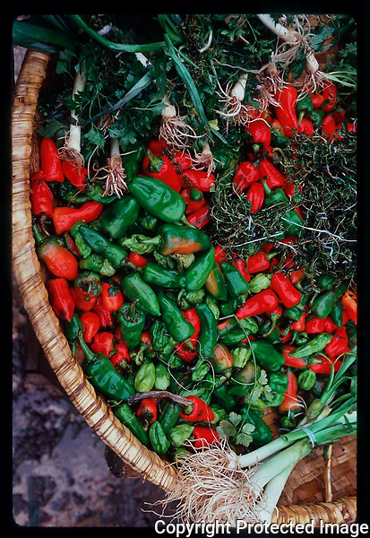 Peppers, Haiti