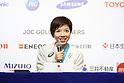 PyeongChang 2018: Speed Skating Gold Medalist Nao Kodaira at press conference